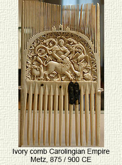 Medieval comb