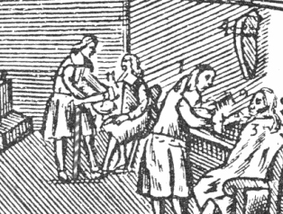 Barber Etymology : we were told that the barber s pole has its origins in the public ...