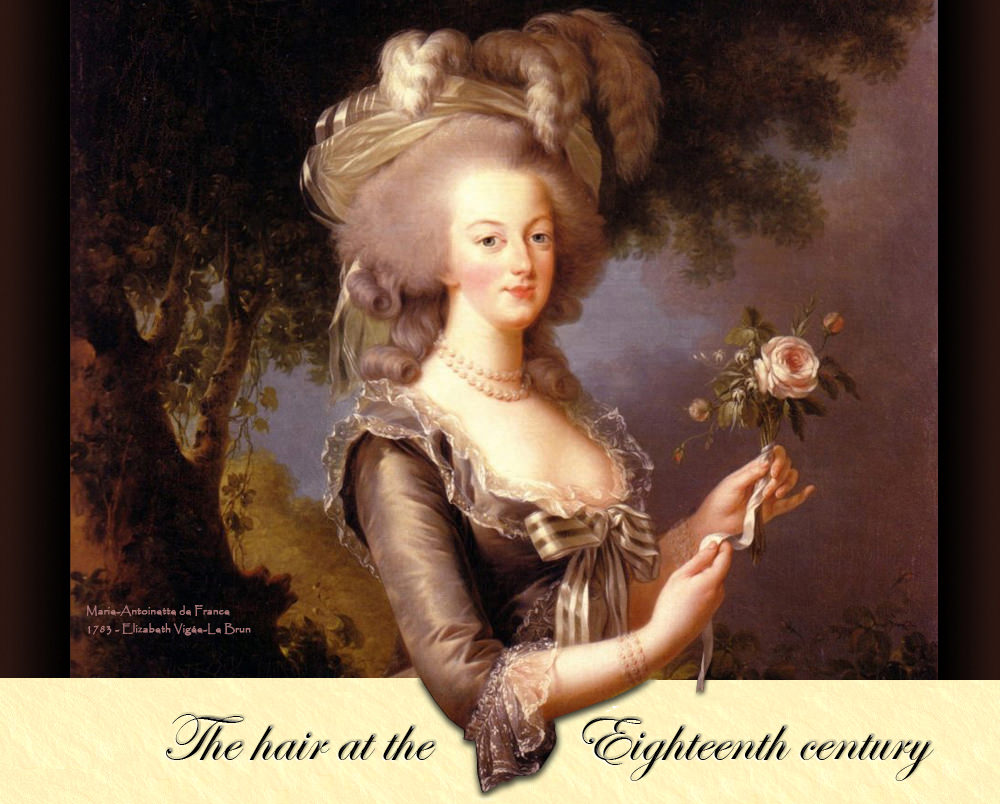 Miraculous The Hair At The 18Th Century Revolution Titles And Titlemax Short Hairstyles Gunalazisus