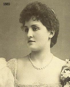 Le Cheveu dans le 19e. siècle