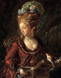 The Hair at the 18th Century - Revolution a4c429583