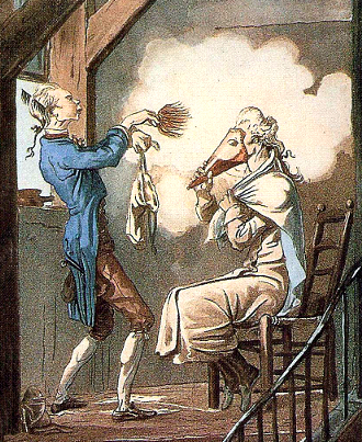 The Hair at the 18th Century - Revolution b66985ca72